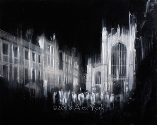 Bath Abbey • Midnight Mass