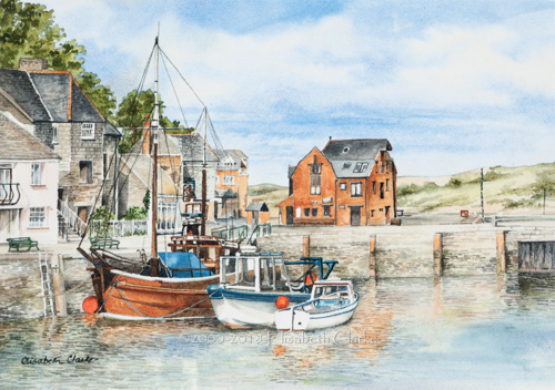 Padstow, North Quay