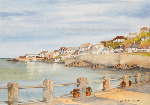 Summer Sunshine, Coverack