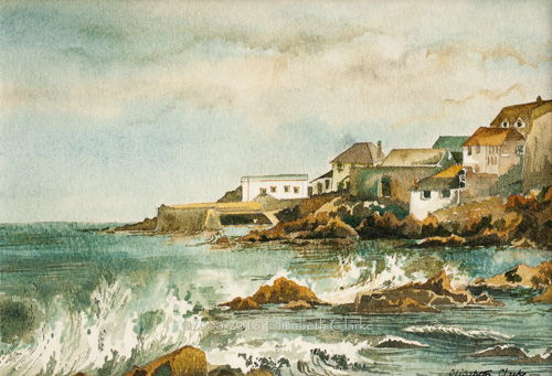 Spring Tide, Coverack