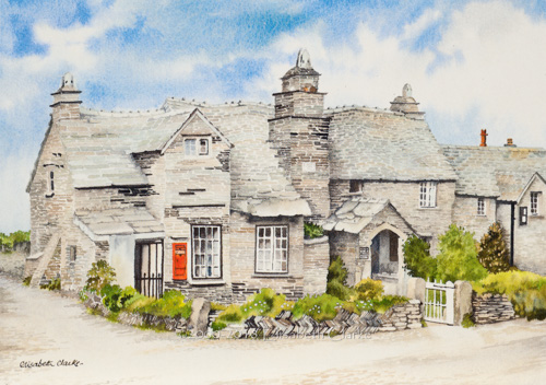 The Old Post Office,Tintagel