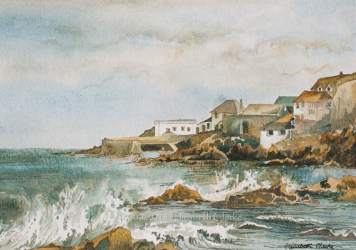 Coverack, Spring Tide