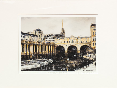 Pulteney Bridge 70/150