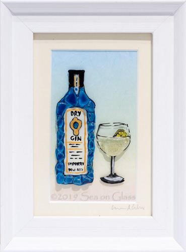 G&T- SMALL SIZE Bombay Sapphire