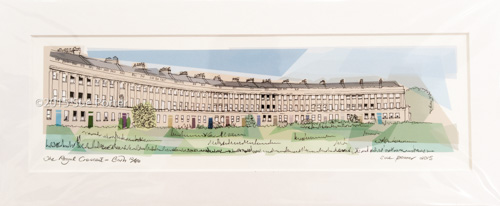 Royal Crescent - Bath  12/100