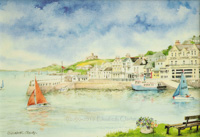 Summertime, St Mawes