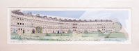 Royal Crescent - Bath  14/250